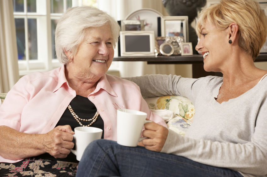 Long-Term Care Planning Month: Four Important Conversations to have with your Aging Parents