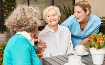 Five Tips for Meaningful Visits at a Senior Care Community